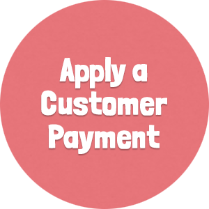 Apply a Customer Payment