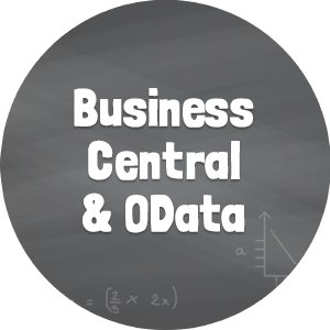Business Central and OData