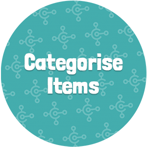 Categorise Items