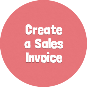 Create a Sales Invoice