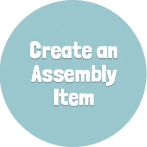 Create an Assembly Item