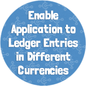 Enable Application to Ledger Entries in Dfiferent Currencies