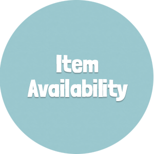 Item Availability
