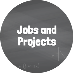 Jobs and Projects