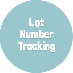 Lot Number Tracking
