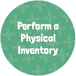 Perform a Physical Inventory