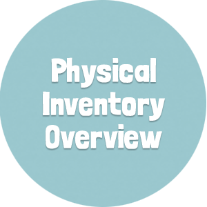 Physical Inventory Overview