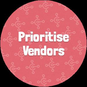 Prioritise Vendors Thumbnail