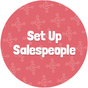 Set Up Salespeople Thumbnail