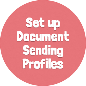 Set up Document Sending Profiles2