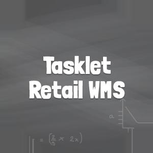 Tasklet Retail WMS