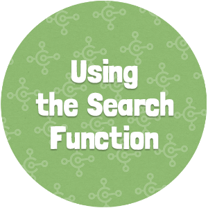 Using the Search Function 300x300