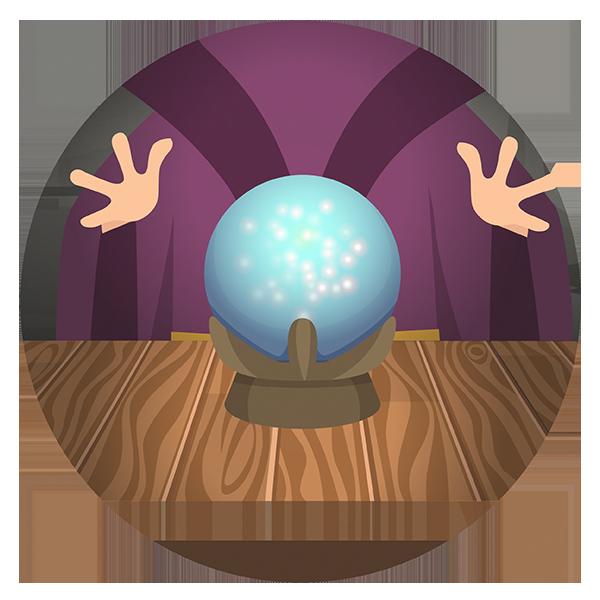 Wizard - Crystal Ball